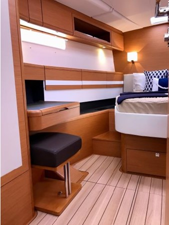 2014 JEANNEAU 57 Cruising Sailboat 2591290