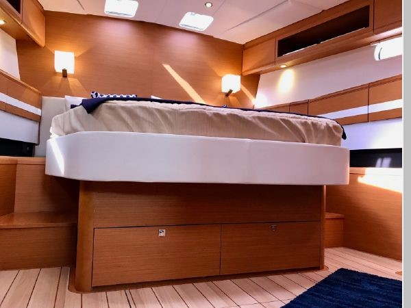2014 JEANNEAU 57 Cruising Sailboat 2591294