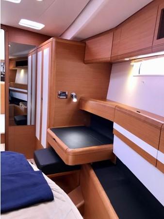 2014 JEANNEAU 57 Cruising Sailboat 2591298