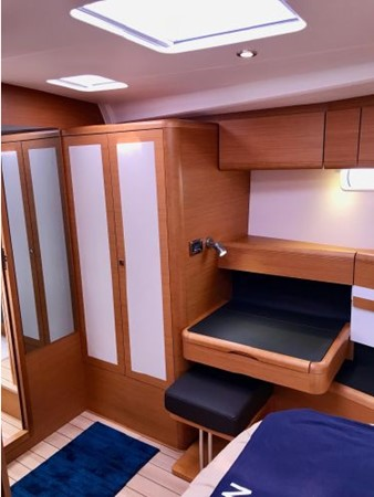 2014 JEANNEAU 57 Cruising Sailboat 2591299