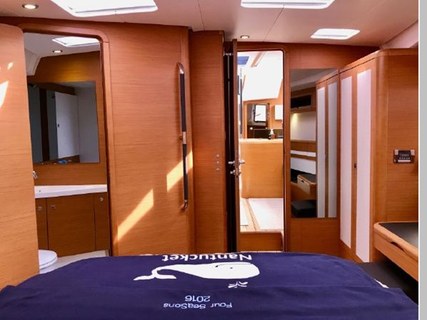 2014 JEANNEAU 57 Cruising Sailboat 2591300