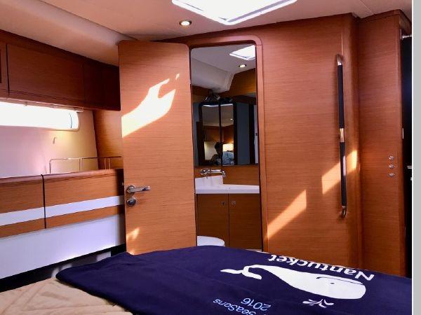 2014 JEANNEAU 57 Cruising Sailboat 2591301