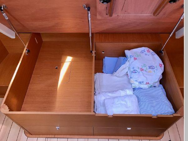 2014 JEANNEAU 57 Cruising Sailboat 2591307