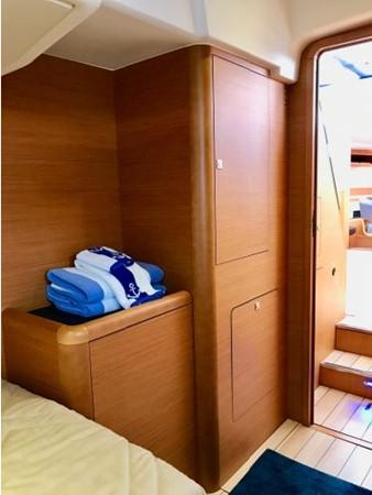 2014 JEANNEAU 57 Cruising Sailboat 2591319