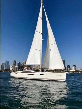 2014 JEANNEAU 57 Cruising Sailboat 2591332
