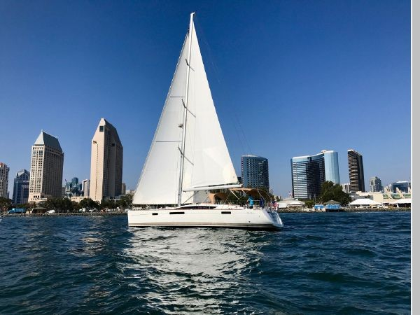2014 JEANNEAU 57 Cruising Sailboat 2591333