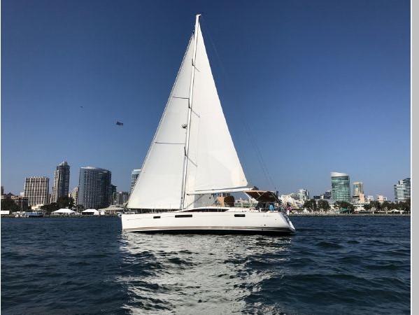 2014 JEANNEAU 57 Cruising Sailboat 2591334
