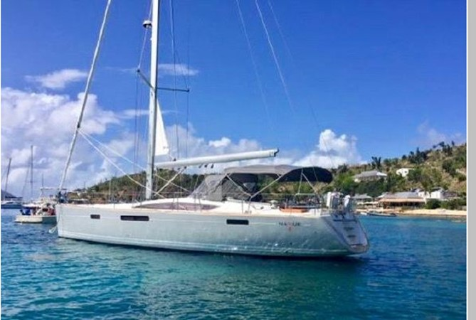 2014 JEANNEAU 57 Cruising Sailboat 2591335
