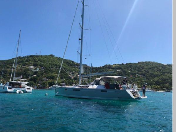 2014 JEANNEAU 57 Cruising Sailboat 2591336