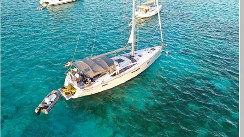 2014 JEANNEAU 57 Cruising Sailboat 2591337