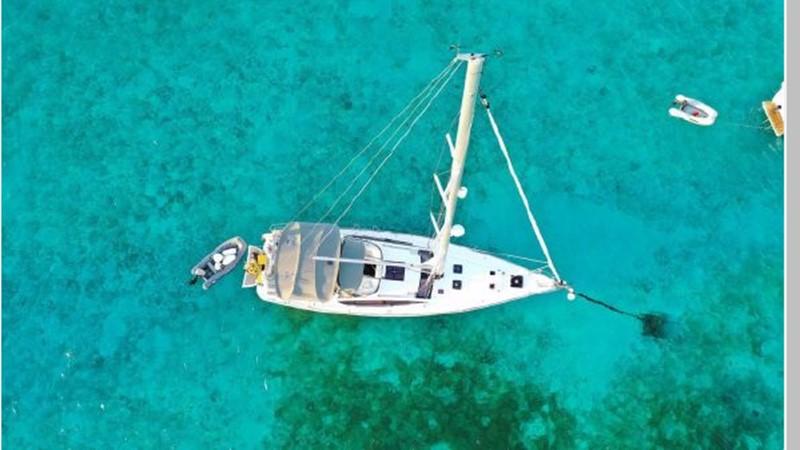 2014 JEANNEAU 57 Cruising Sailboat 2591339
