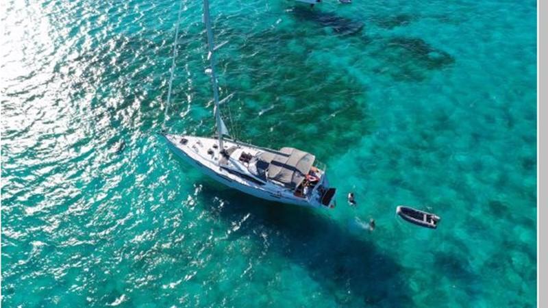 2014 JEANNEAU 57 Cruising Sailboat 2591340