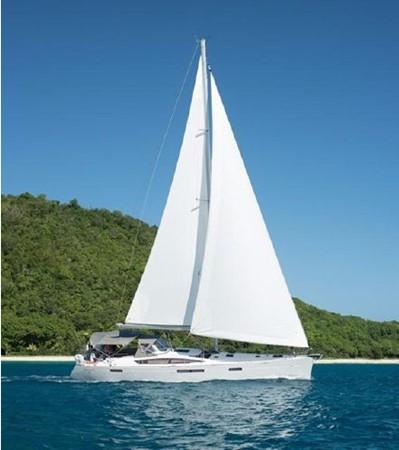 2014 JEANNEAU 57 Cruising Sailboat 2591341