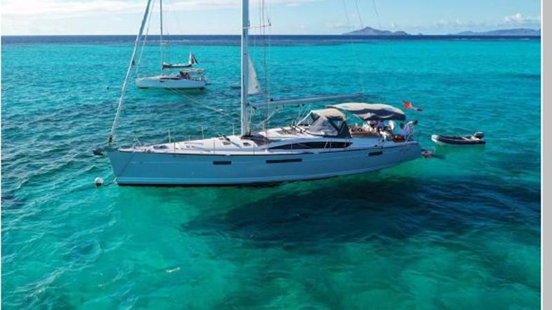2014 JEANNEAU 57 Cruising Sailboat 2591342