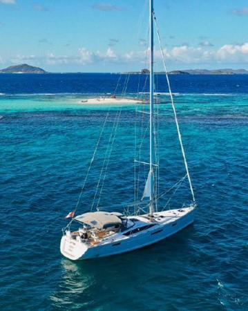 2014 JEANNEAU 57 Cruising Sailboat 2591344