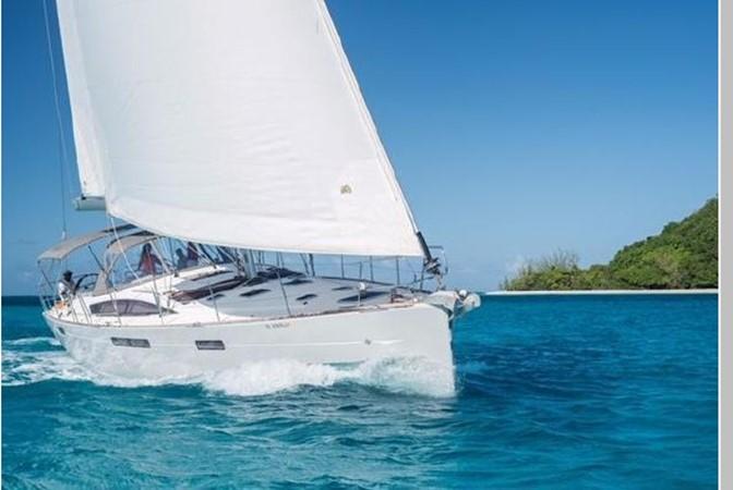 2014 JEANNEAU 57 Cruising Sailboat 2591345