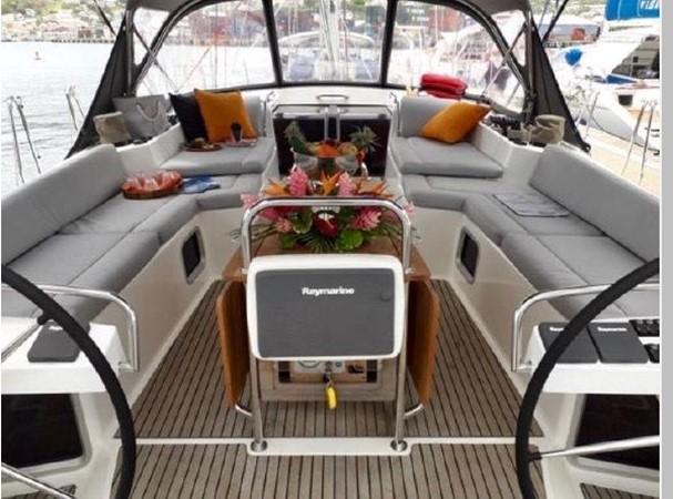 2014 JEANNEAU 57 Cruising Sailboat 2591346
