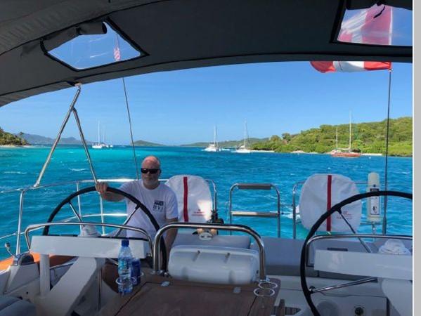 2014 JEANNEAU 57 Cruising Sailboat 2591348