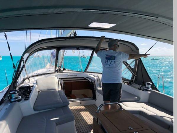 2014 JEANNEAU 57 Cruising Sailboat 2591350