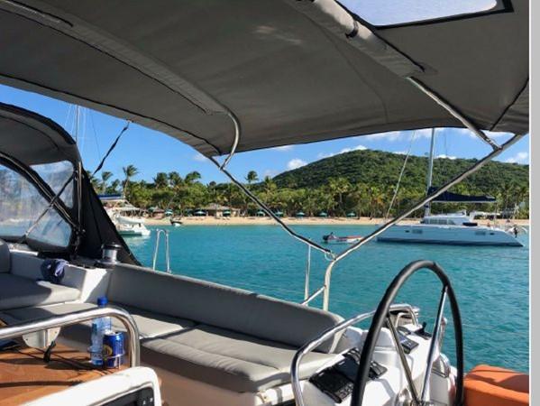 2014 JEANNEAU 57 Cruising Sailboat 2591351
