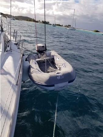 2014 JEANNEAU 57 Cruising Sailboat 2591353