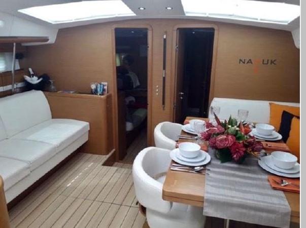 2014 JEANNEAU 57 Cruising Sailboat 2591354