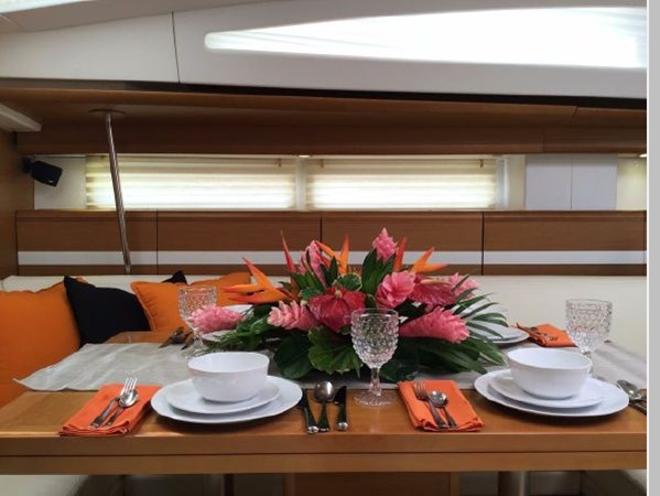 2014 JEANNEAU 57 Cruising Sailboat 2591356