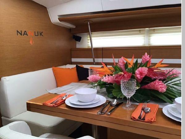 2014 JEANNEAU 57 Cruising Sailboat 2591358