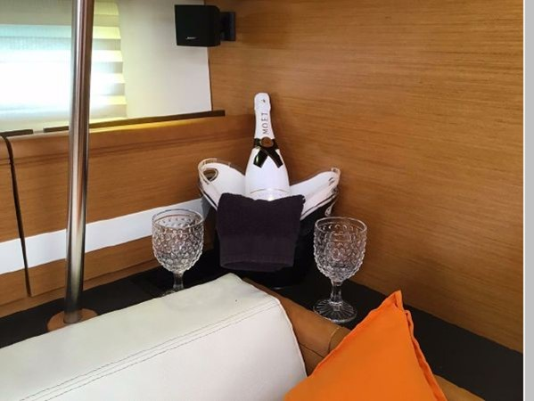 2014 JEANNEAU 57 Cruising Sailboat 2591359