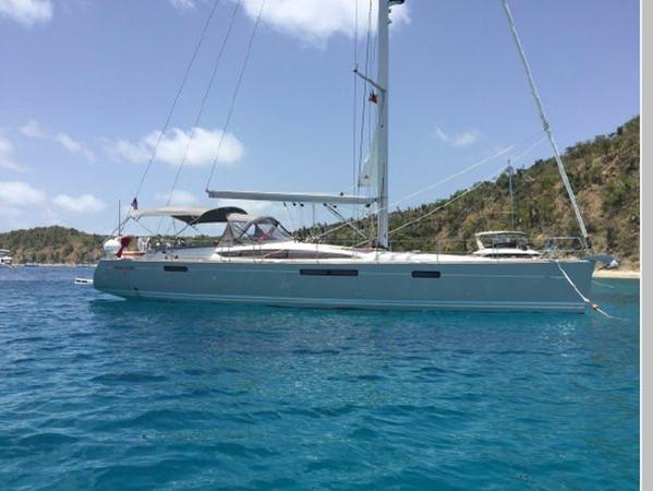 2014 JEANNEAU 57 Cruising Sailboat 2591369
