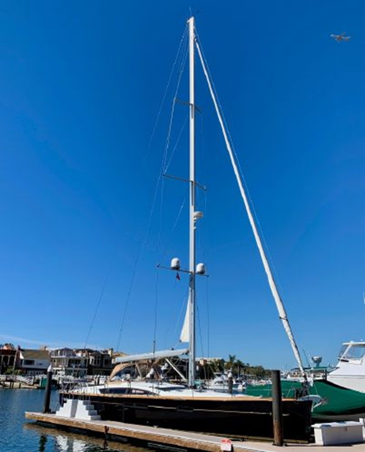 2013 JEANNEAU 57 Cruising Sailboat 2591372