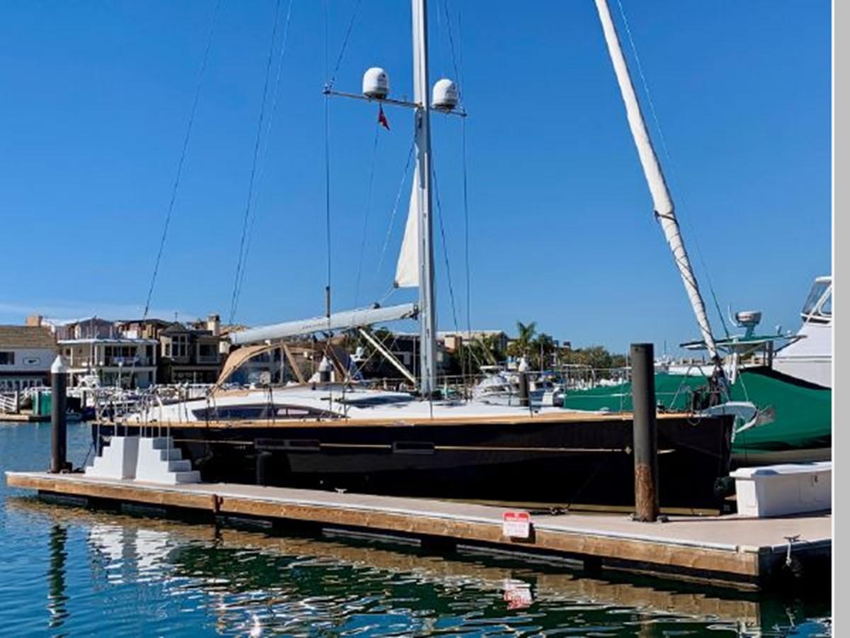 2013 JEANNEAU 57 Cruising Sailboat 2591373