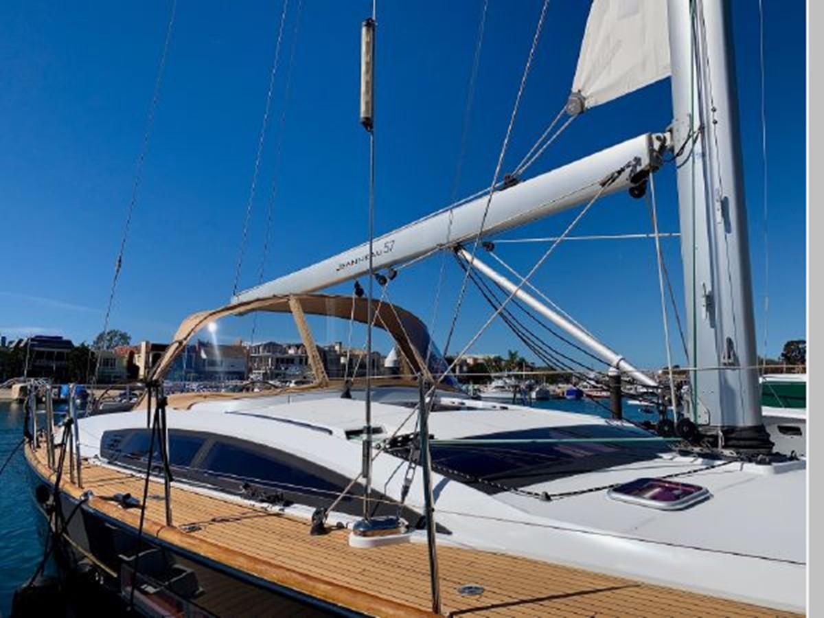 2013 JEANNEAU 57 Cruising Sailboat 2591378