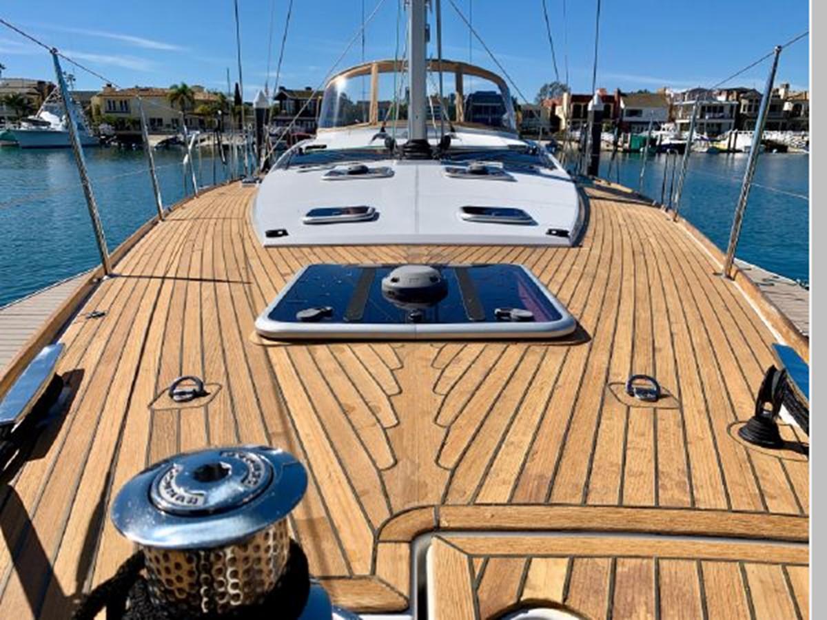 2013 JEANNEAU 57 Cruising Sailboat 2591383