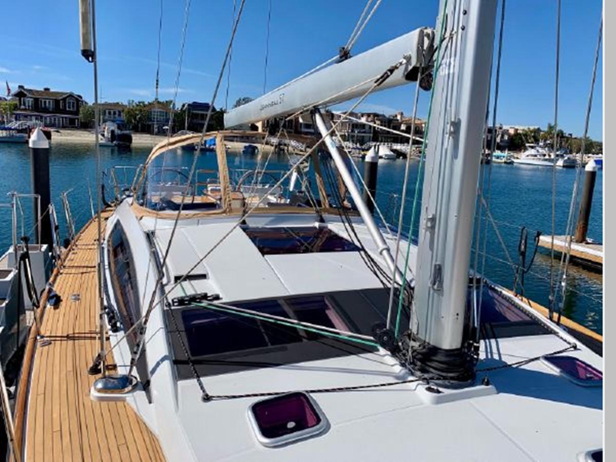 2013 JEANNEAU 57 Cruising Sailboat 2591385