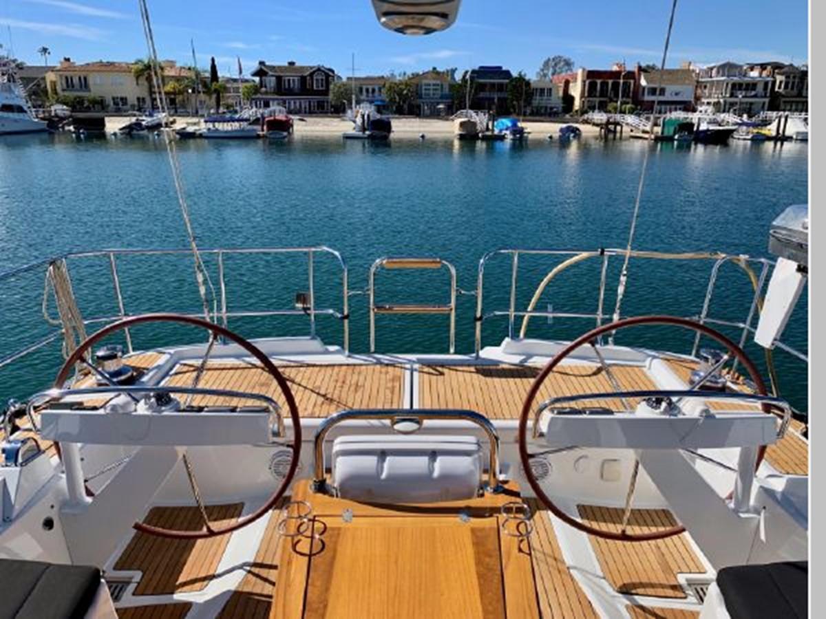 2013 JEANNEAU 57 Cruising Sailboat 2591390
