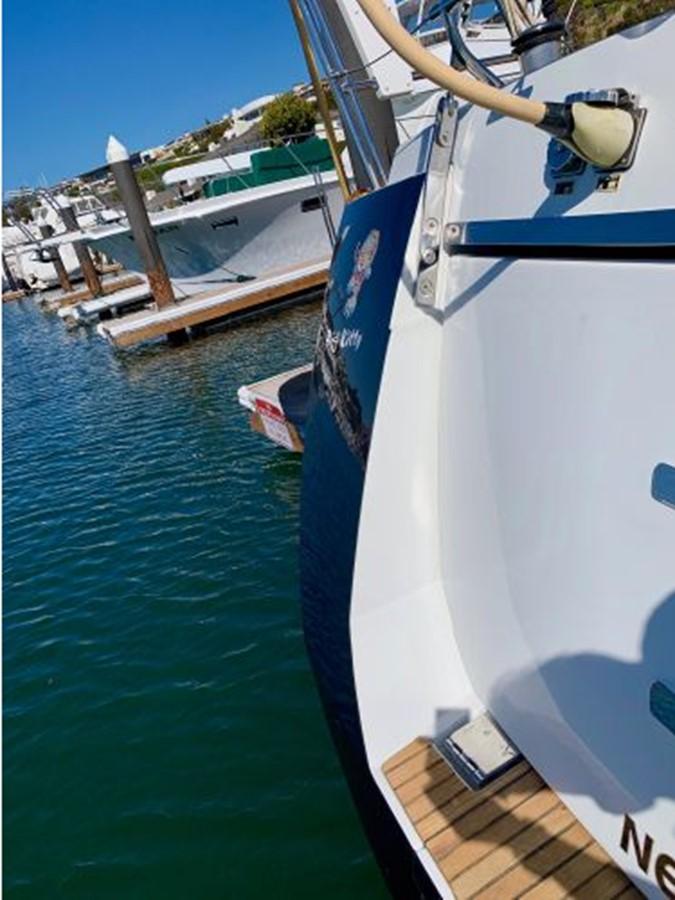 2013 JEANNEAU 57 Cruising Sailboat 2591394