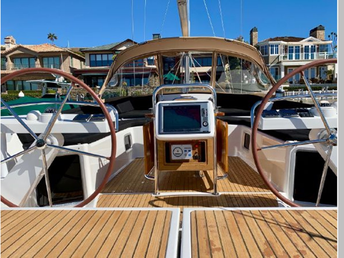 2013 JEANNEAU 57 Cruising Sailboat 2591396