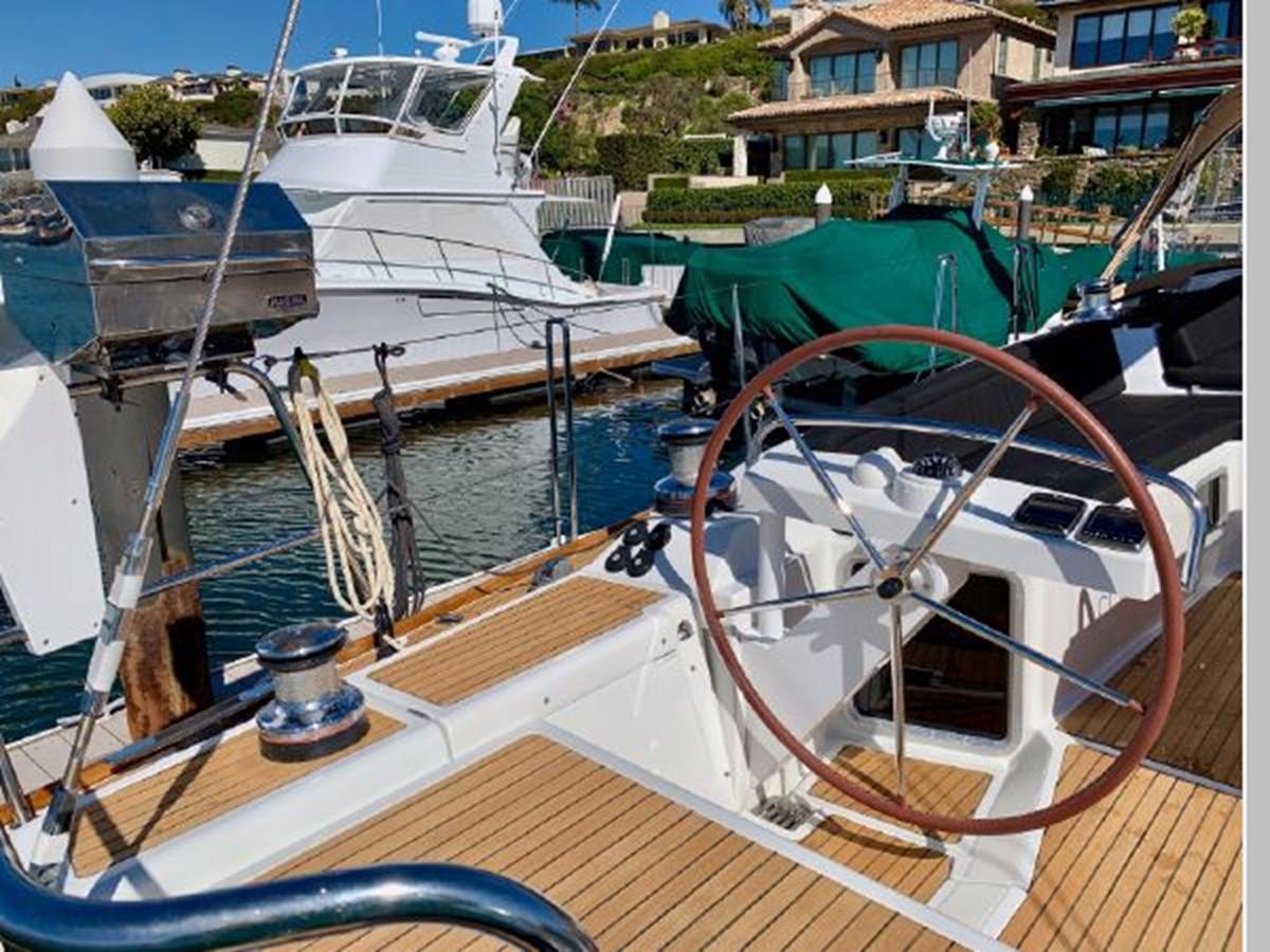 2013 JEANNEAU 57 Cruising Sailboat 2591397