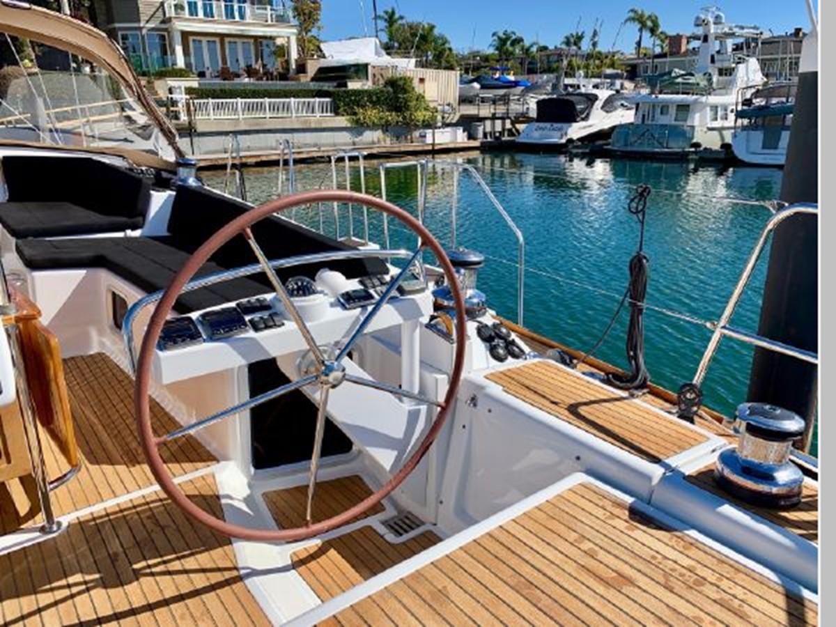 2013 JEANNEAU 57 Cruising Sailboat 2591399