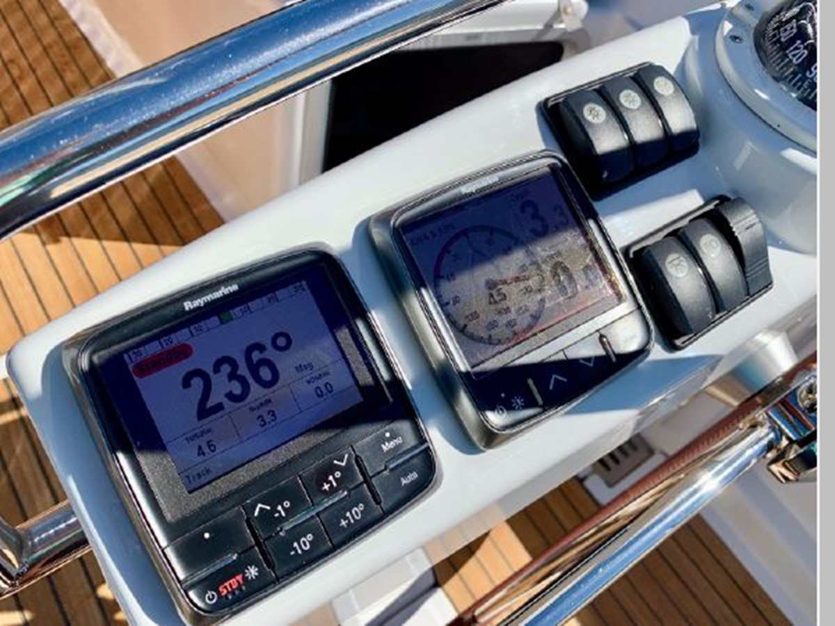 2013 JEANNEAU 57 Cruising Sailboat 2591404