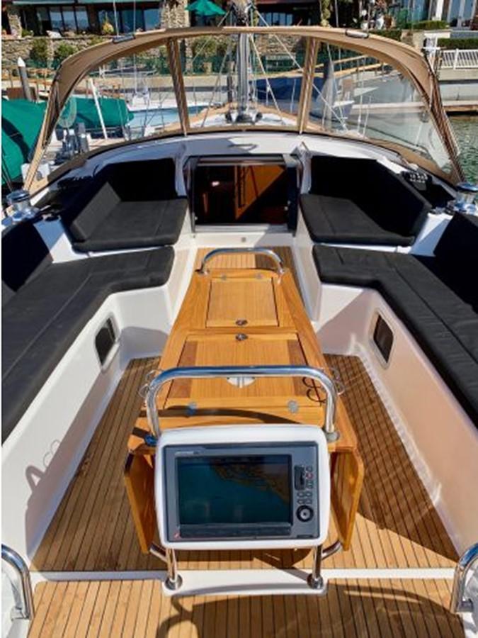 2013 JEANNEAU 57 Cruising Sailboat 2591407