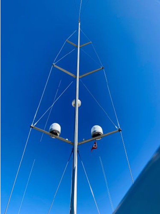 2013 JEANNEAU 57 Cruising Sailboat 2591412
