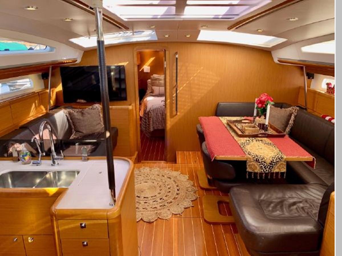 2013 JEANNEAU 57 Cruising Sailboat 2591414
