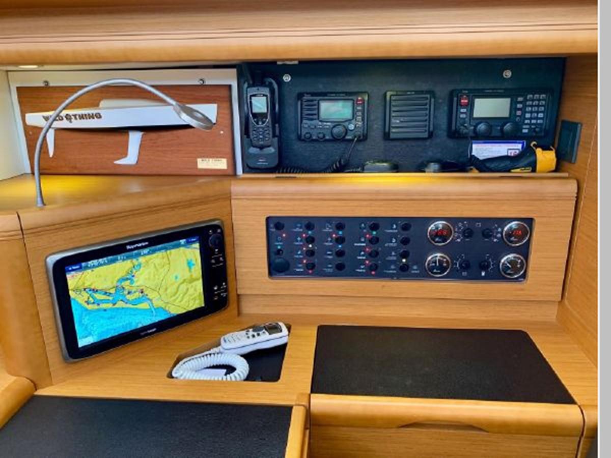 2013 JEANNEAU 57 Cruising Sailboat 2591423