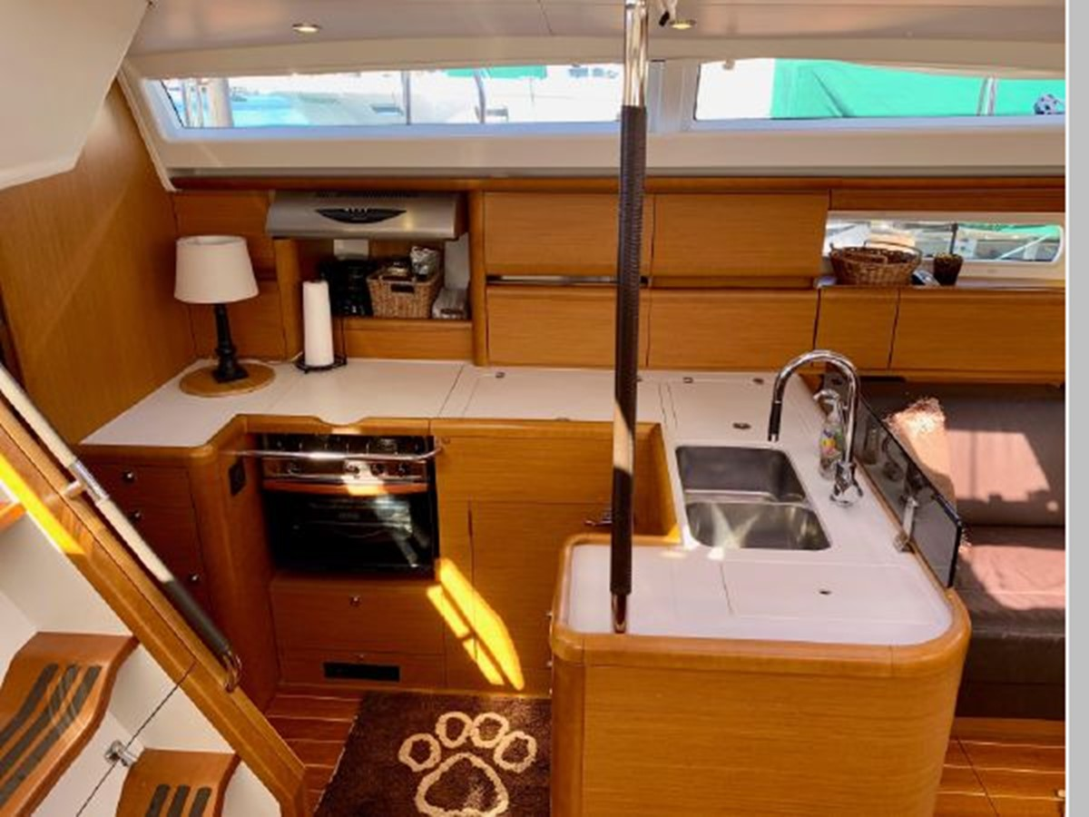 2013 JEANNEAU 57 Cruising Sailboat 2591431