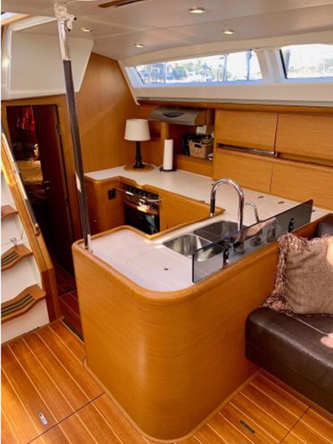 2013 JEANNEAU 57 Cruising Sailboat 2591432