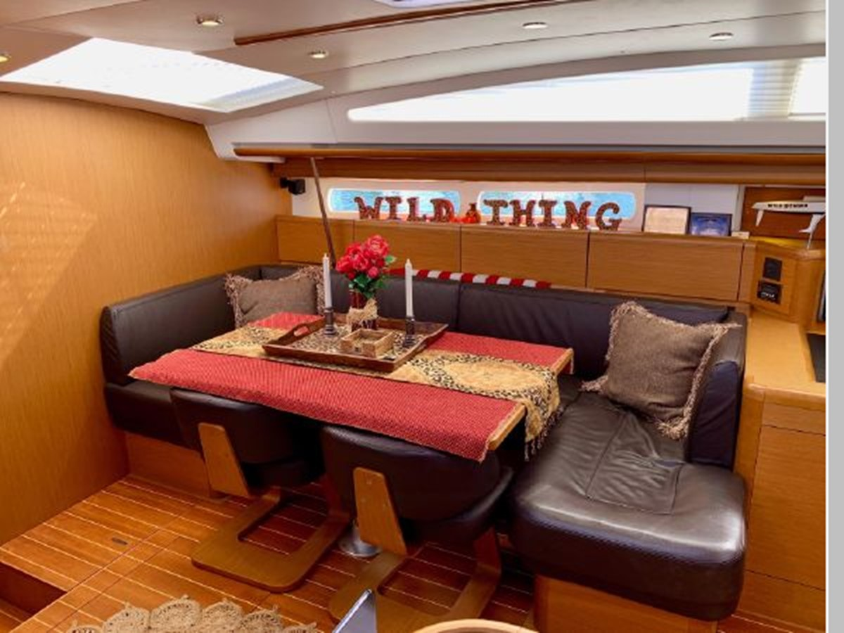 2013 JEANNEAU 57 Cruising Sailboat 2591439