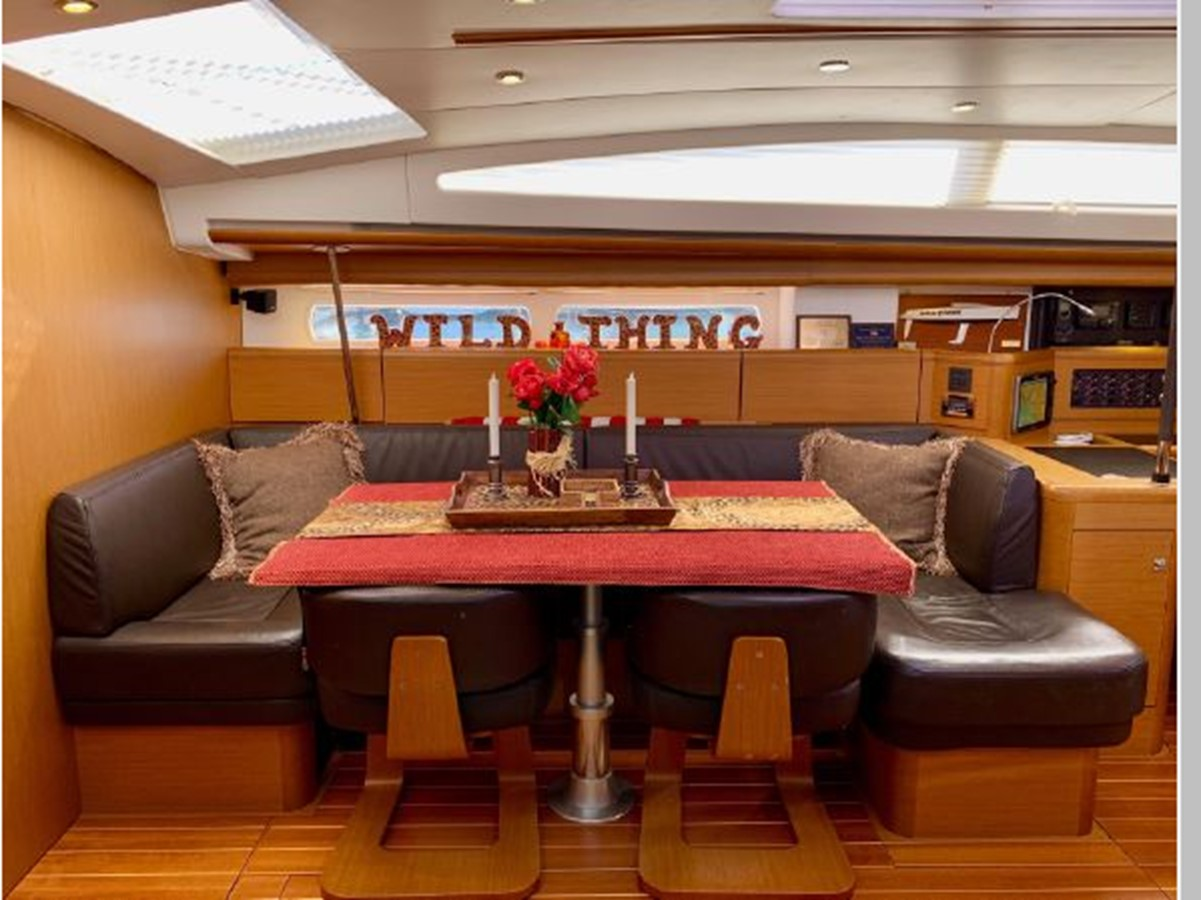 2013 JEANNEAU 57 Cruising Sailboat 2591440