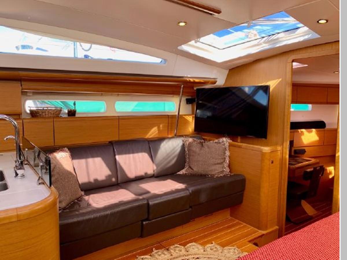 2013 JEANNEAU 57 Cruising Sailboat 2591442